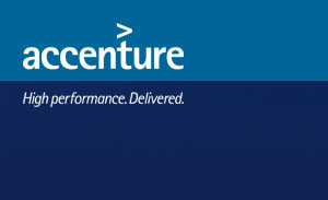 Accenture Homepage, 2003-2005