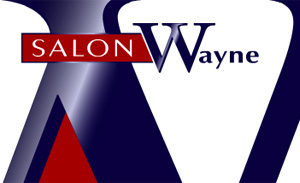 Salon Wayne Website