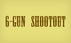 Sixgun Shootout - Shockwave Video Game