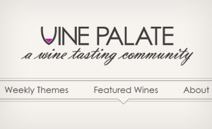 Vine Palate Website